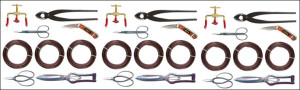 Tools & Wire x3