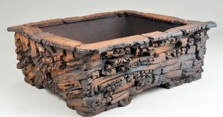 how to make bonsai pots from clay