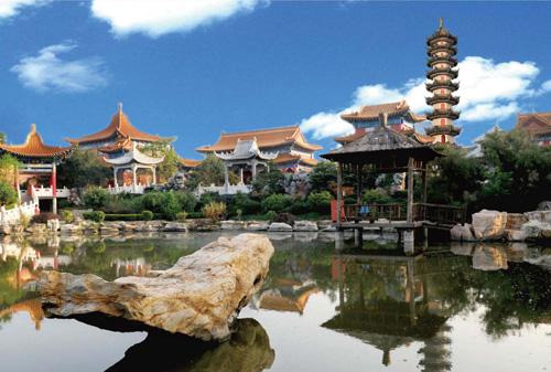 BCIs Fall China Tour Bonsai Bark - China tour