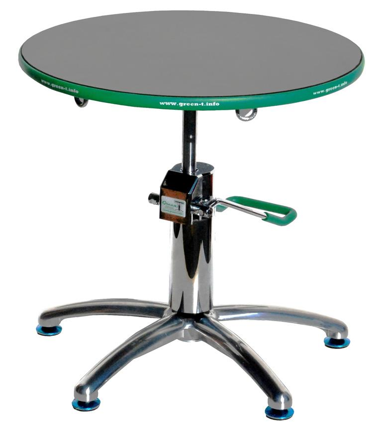 Green-T Basic round table